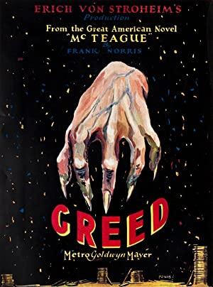 Greed 1924