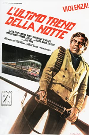 Last Stop On The Night Train