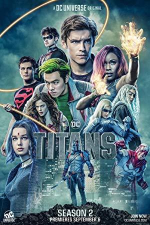 Titans: Season 2