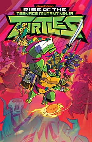 Rise Of The Teenage Mutant Ninja Turtles: Season 1