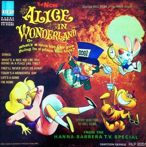 Alice In Wonderland Or What's A Nice Kid Like You Doing In A Place Like This?