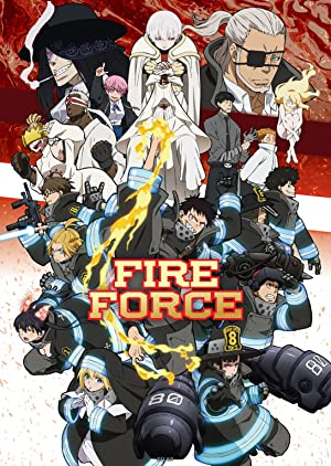 Fire Force Season 2 (dub)