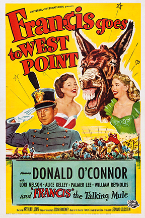 Francis Goes To West Point
