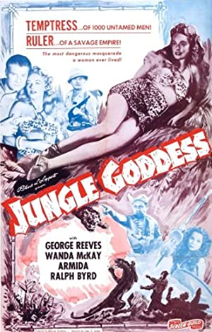 Jungle Goddess