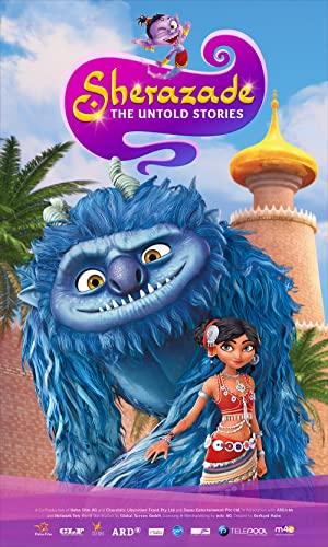 Sherazade: The Untold Stories