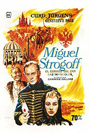 Michel Strogoff 1956