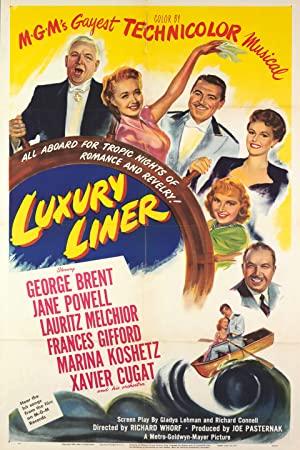 Luxury Liner 1949