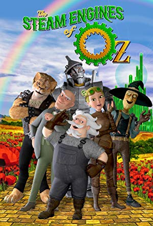 The Steam Engines Of Oz