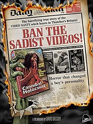 Ban The Sadist Videos!