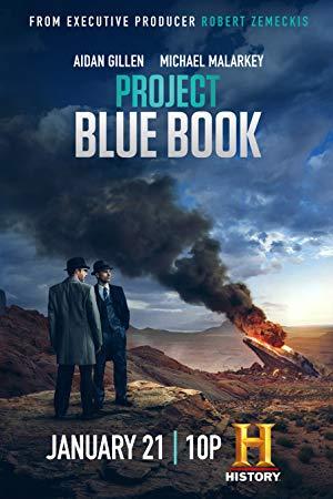 Project Blue Book: Season 2
