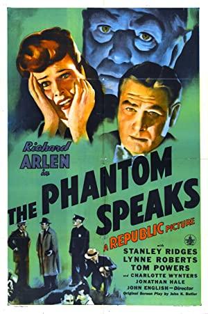 The Phantom Speaks