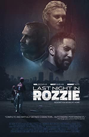Last Night In Rozzie
