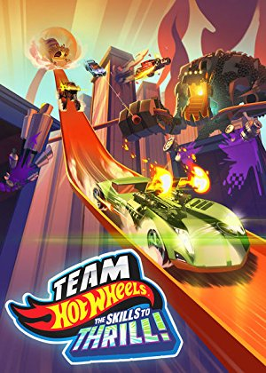 Team Hot Wheels: The Skills To Thrill