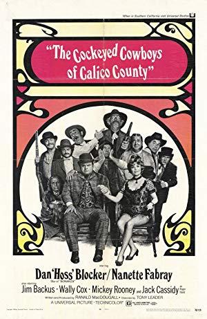 Cockeyed Cowboys Of Calico County