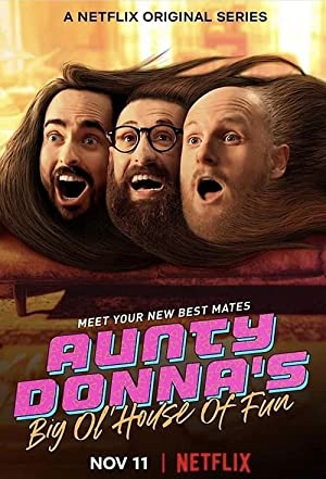Aunty Donna's Big Ol' House Of Fun: Season 1
