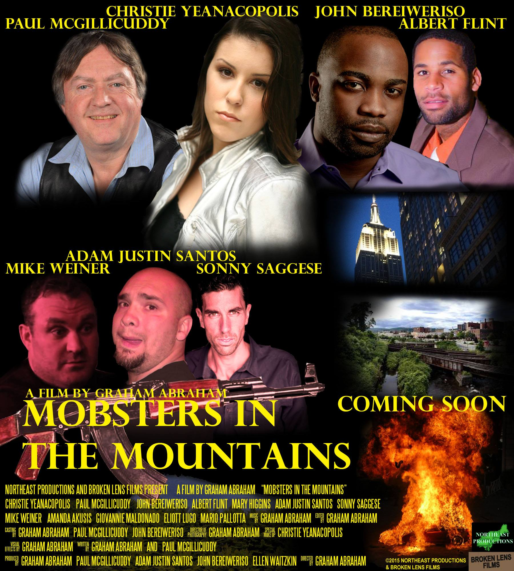 Mobsters In The Mountains