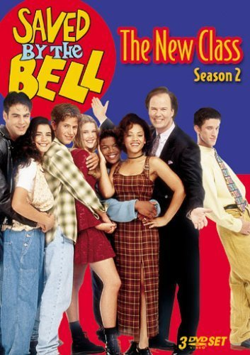 Saved By The Bell: Season 2
