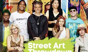 Street Art Throwdown: Season 1