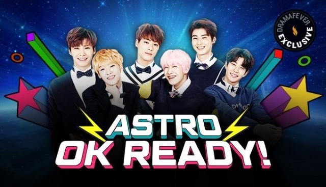 Astro Ok Ready