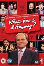 Whose Line Is It Anyway? (uk): Season 1