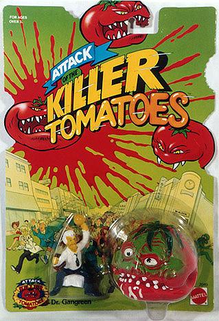 Attack Of The Killer Tomatoes: Season 1