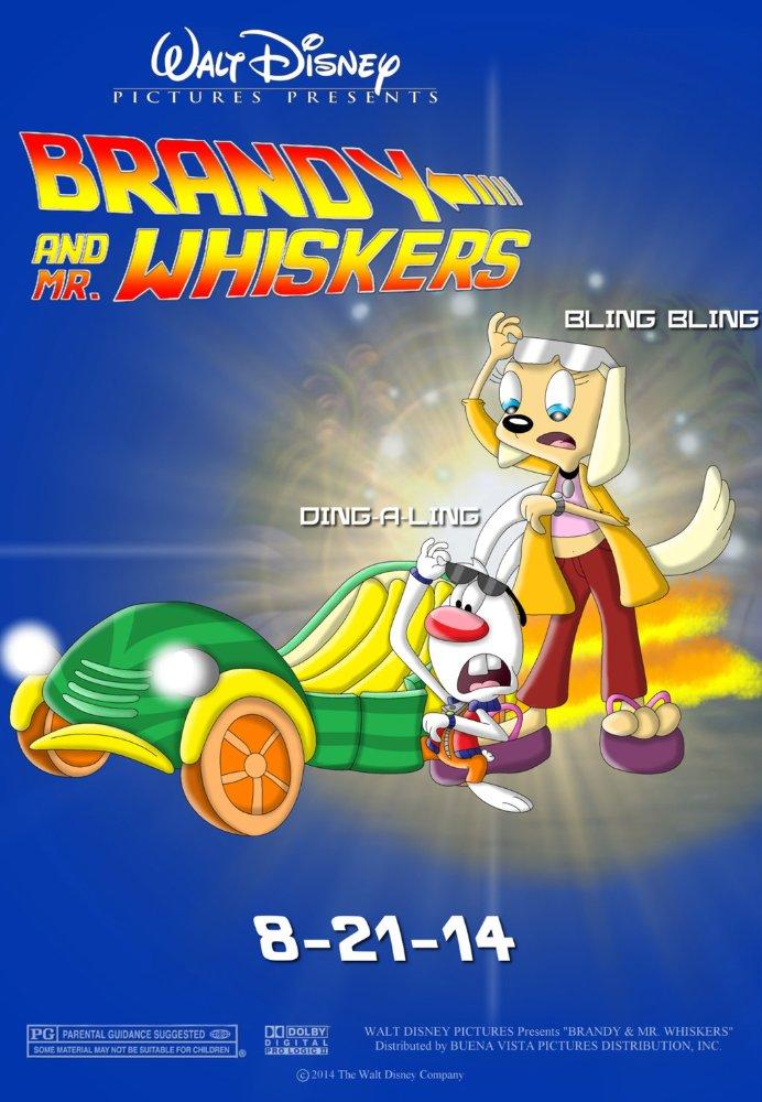 Brandy & Mr. Whiskers: Season 1