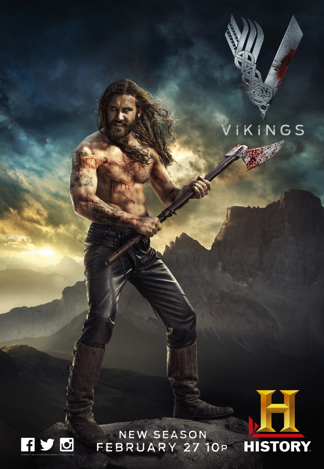 Vikings: Season 2