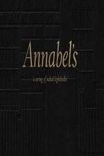Annabel's: A String Of Naked Lightbulbs