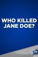 Who Killed Jane Doe?: Season 1