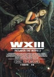 Patlabor 3: The Movie (sub)