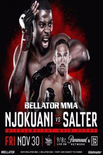 Bellator 210: Njokuani Vs Salter