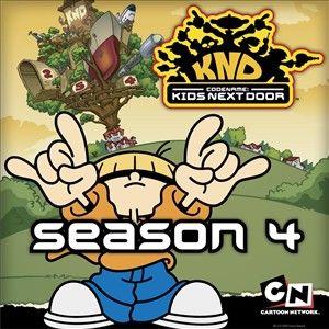 Codename: Kids Next Door: Season 4