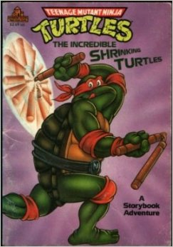 The Incredible Shrinking Turtles: Season 8