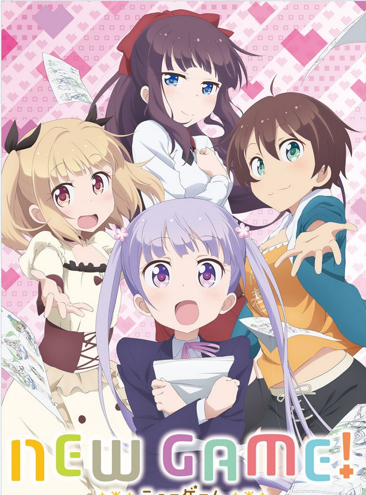 New Game! (dub)
