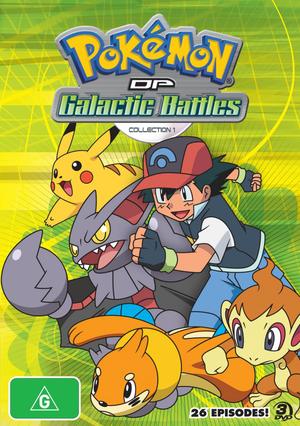 Pokemon Diamond & Pearl (dub): Season 12