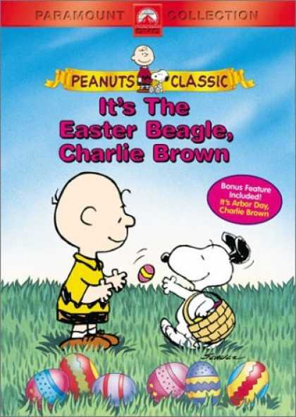 It's The Easter Beagle, Charlie Brown!