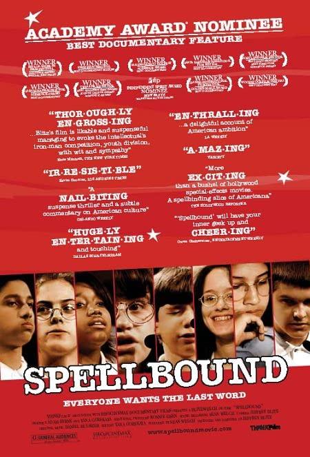 Spellbound 2003