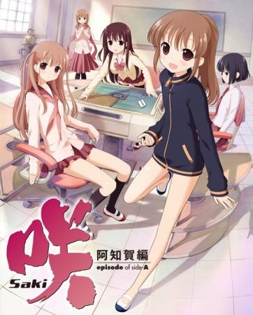 Saki Episode Of Side A