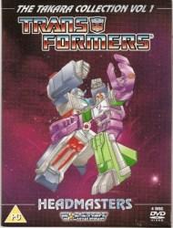 Transformers Headmasters (sub)