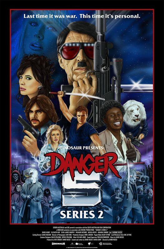 Danger 5: Season 2
