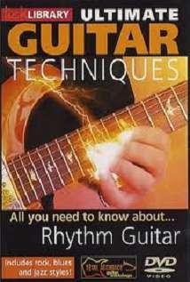 Lick Library - Ultimate Guitar Techniques - Rock Slide Guitar