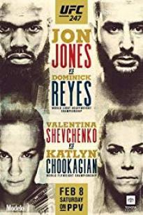 Ufc 247: Jones Vs. Reyes