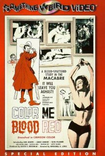 Color Me Blood Red