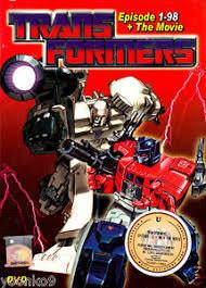 Transformers Generation 1 (dub)